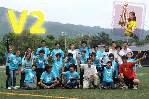 【速報】平成26年度春期ソフトボールも優勝!
